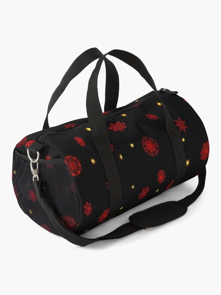 Alternate view of Fire in the Night Duffle Bag