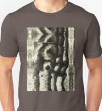 Etching Abstract T-Shirt