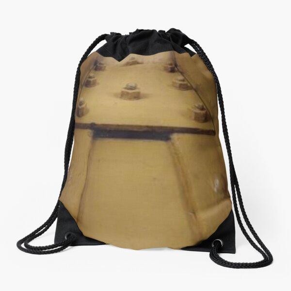 column Drawstring Bag
