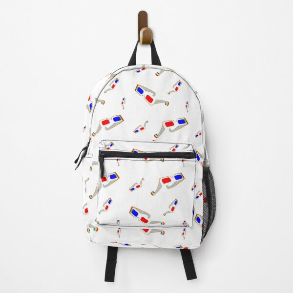 Psychedelic Virtual Glasses  Backpack