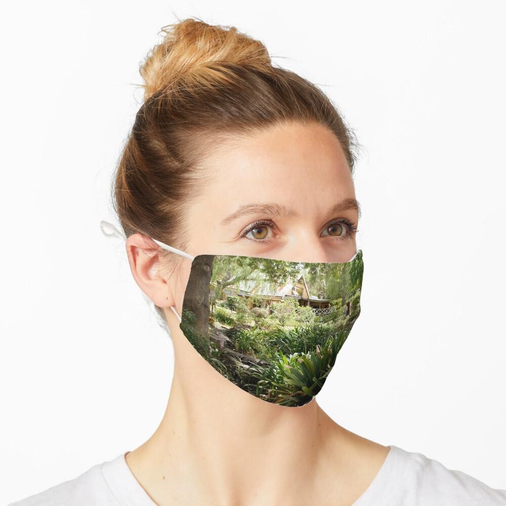 Front Garden Magpie Springs - Adelaide Hills Wine Region - Fleurieu Peninsula - Winery Mask