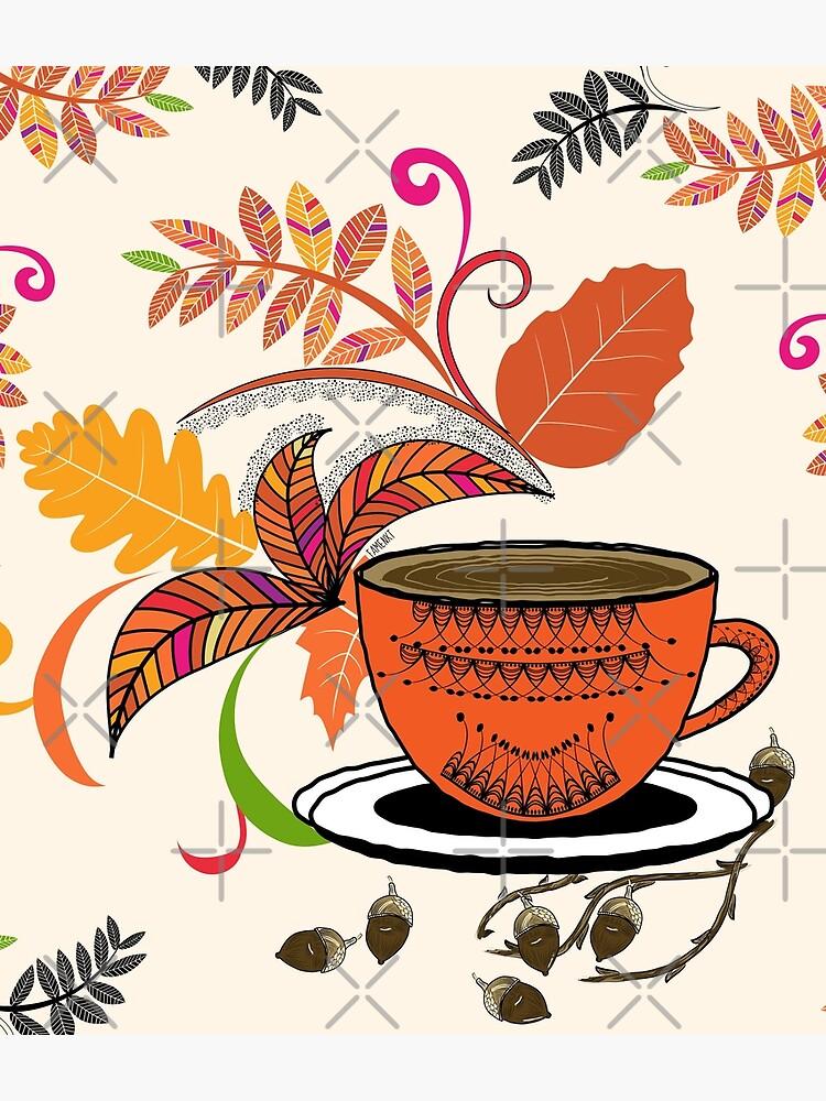 Autumn Hello October by famenxt