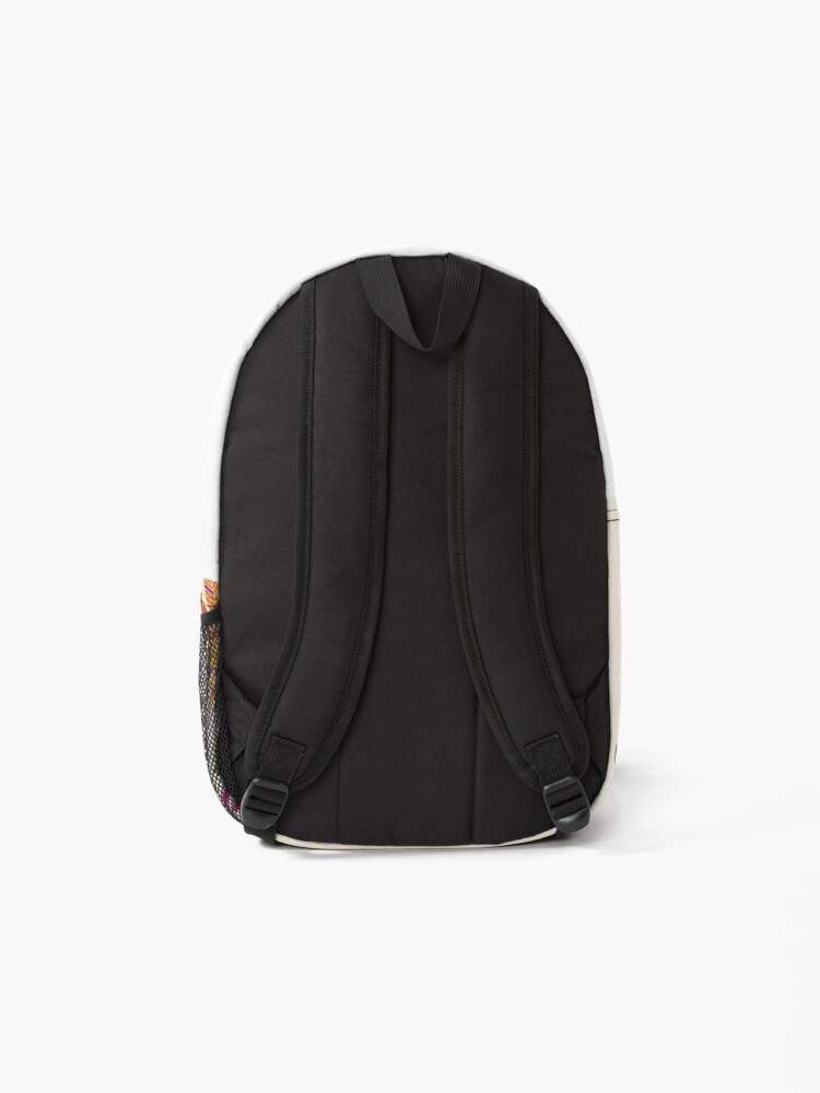 Alternate view of Autumn Hello October Backpack