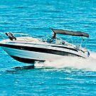 boat on the lago maggiore (002) by dirk hinz