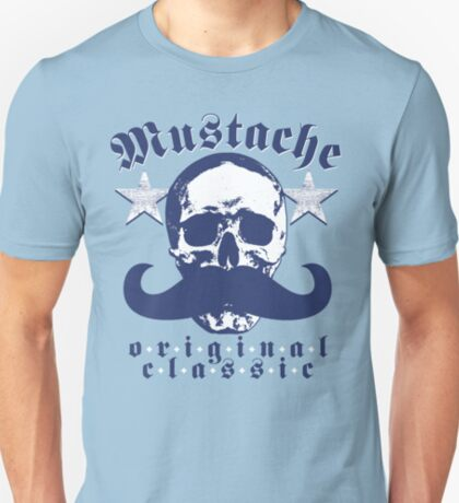 Mustache Original Classic T-Shirt