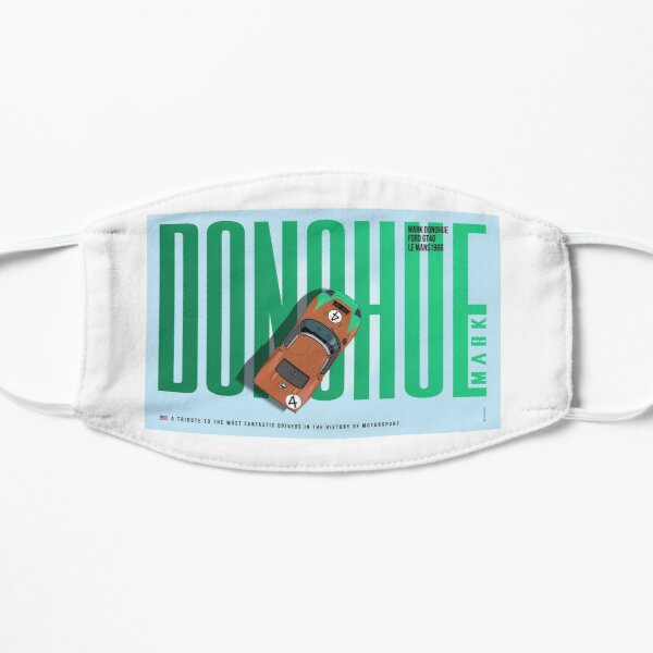 Mark Donohue Tribute Mask
