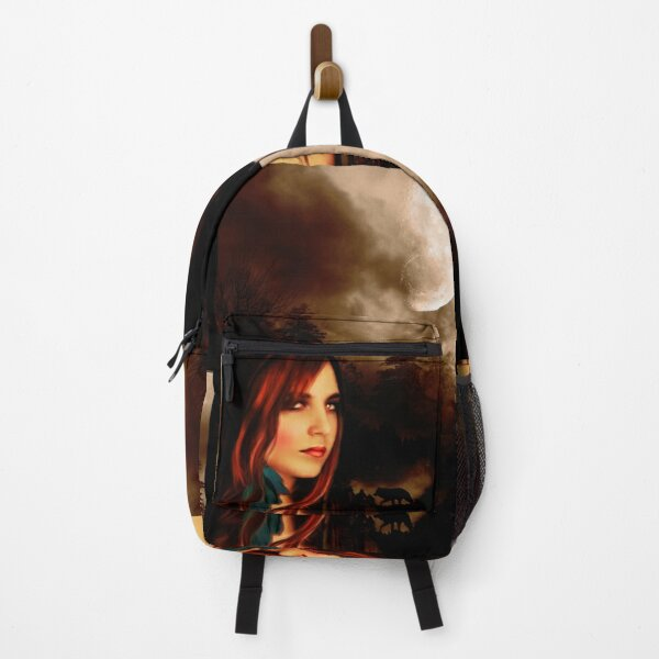 Moon of the Hunter Backpack