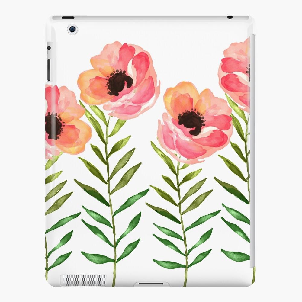 Watercolor Flower iPad Case & Skin