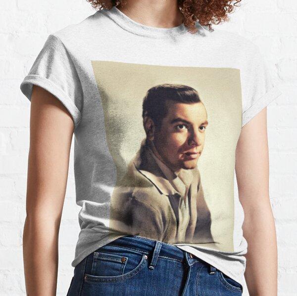 Mario Lanza, Hollywood Legend Classic T-Shirt