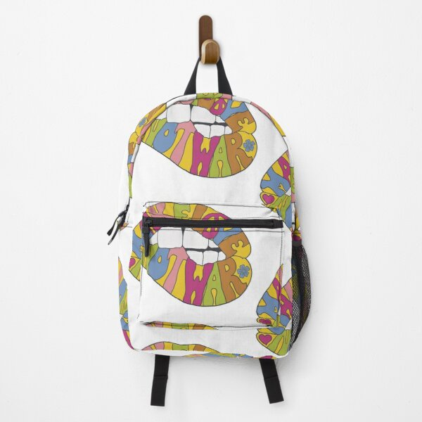 make love not war... Backpack