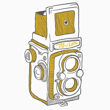 Vintage Camera Love by creativepanic