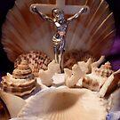 The Jesus Shell by WildestArt