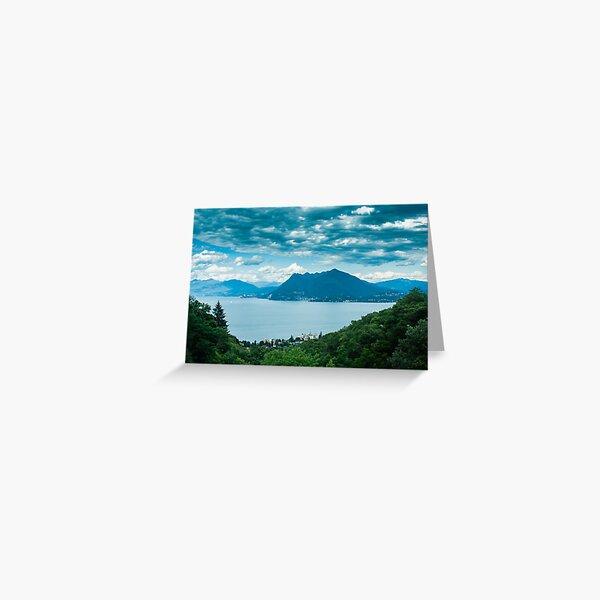 lago maggiore (001) Greeting Card