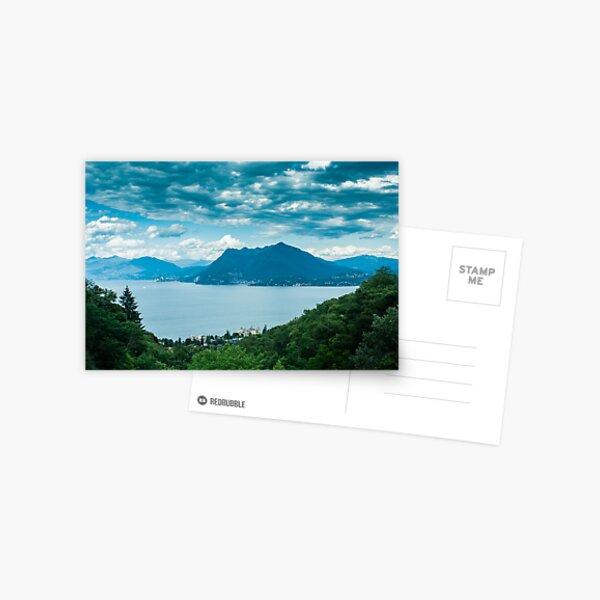 lago maggiore (001) Postcard