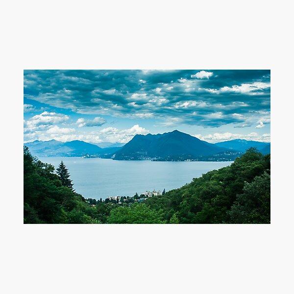 lago maggiore (001) Photographic Print