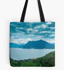 lago maggiore (001) Tote Bag
