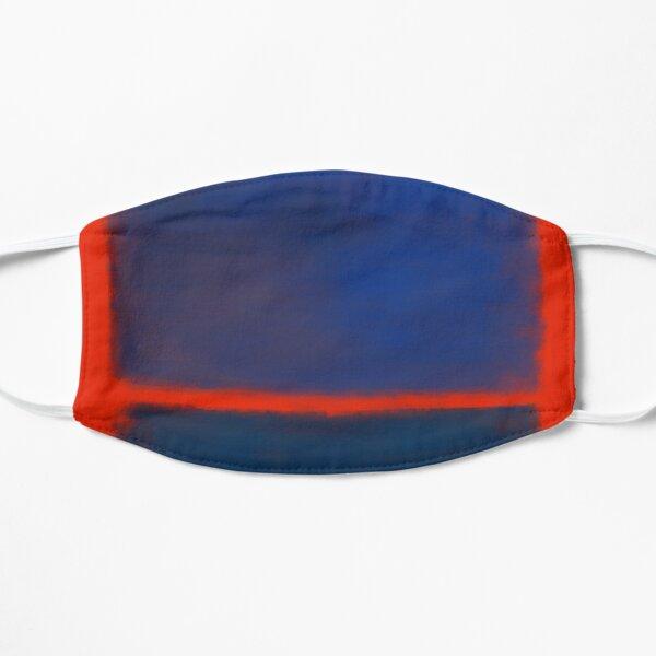 Rothko Inspired #7 Flat Mask