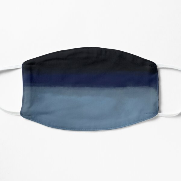 Rothko Inspired #1 Flat Mask