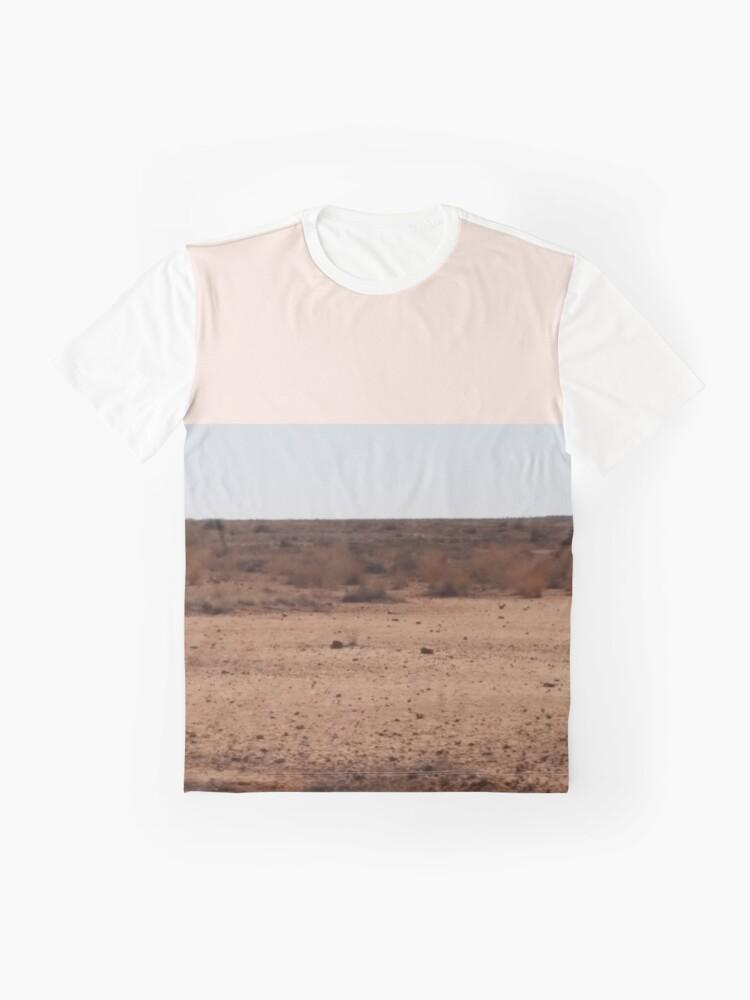 Alternate view of desert ochres Graphic T-Shirt