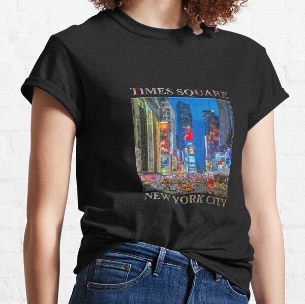 Times Square (Broadway) Classic T-Shirt