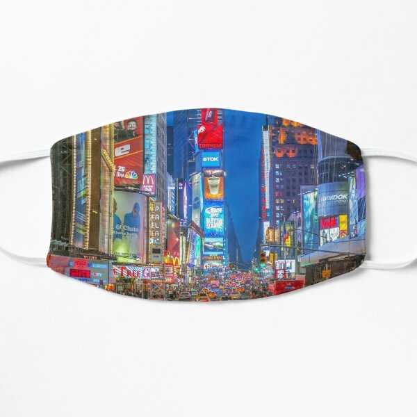 Times Square (Broadway) Mask