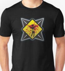 Halo 4 Splatter! Medal Unisex T-Shirt