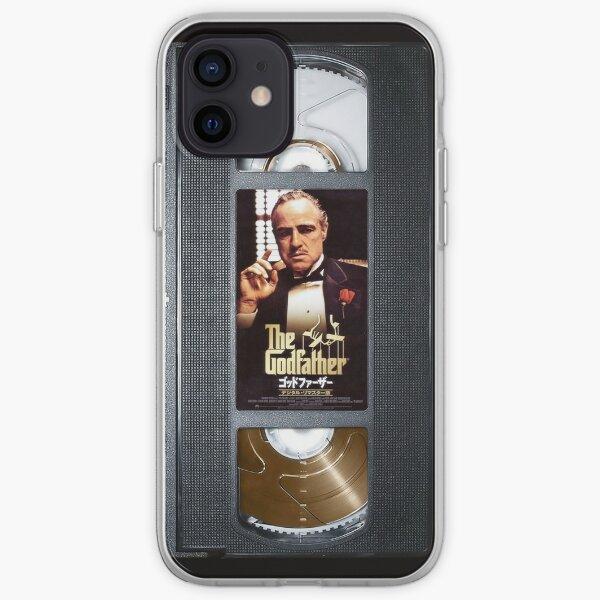 Le cas du parrain Coque souple iPhone
