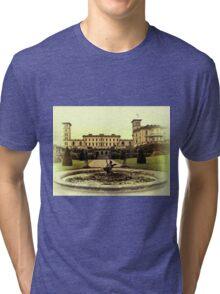 Victoriana Tri-blend T-Shirt