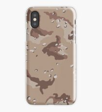 Desert Camo iPhone Case/Skin