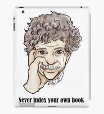Kurt Vonnegut iPad Case/Skin