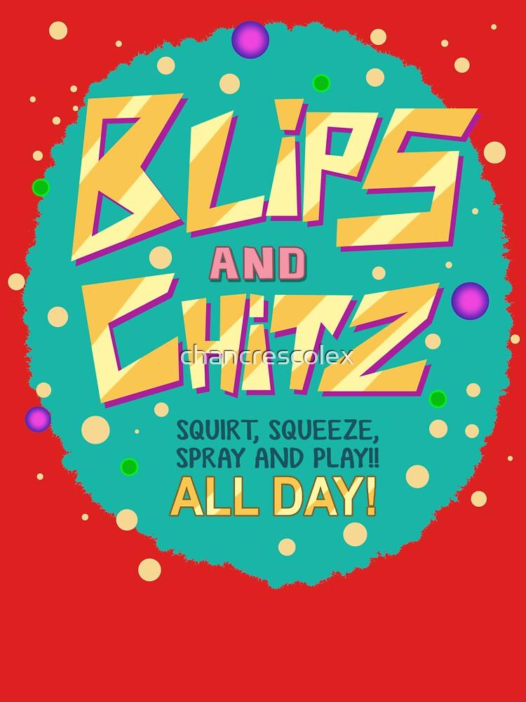 TShirtGifter presents: Rick & Morty - Blips and Chitz! | Unisex T-Shirt