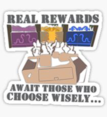 Real Rewards Sticker