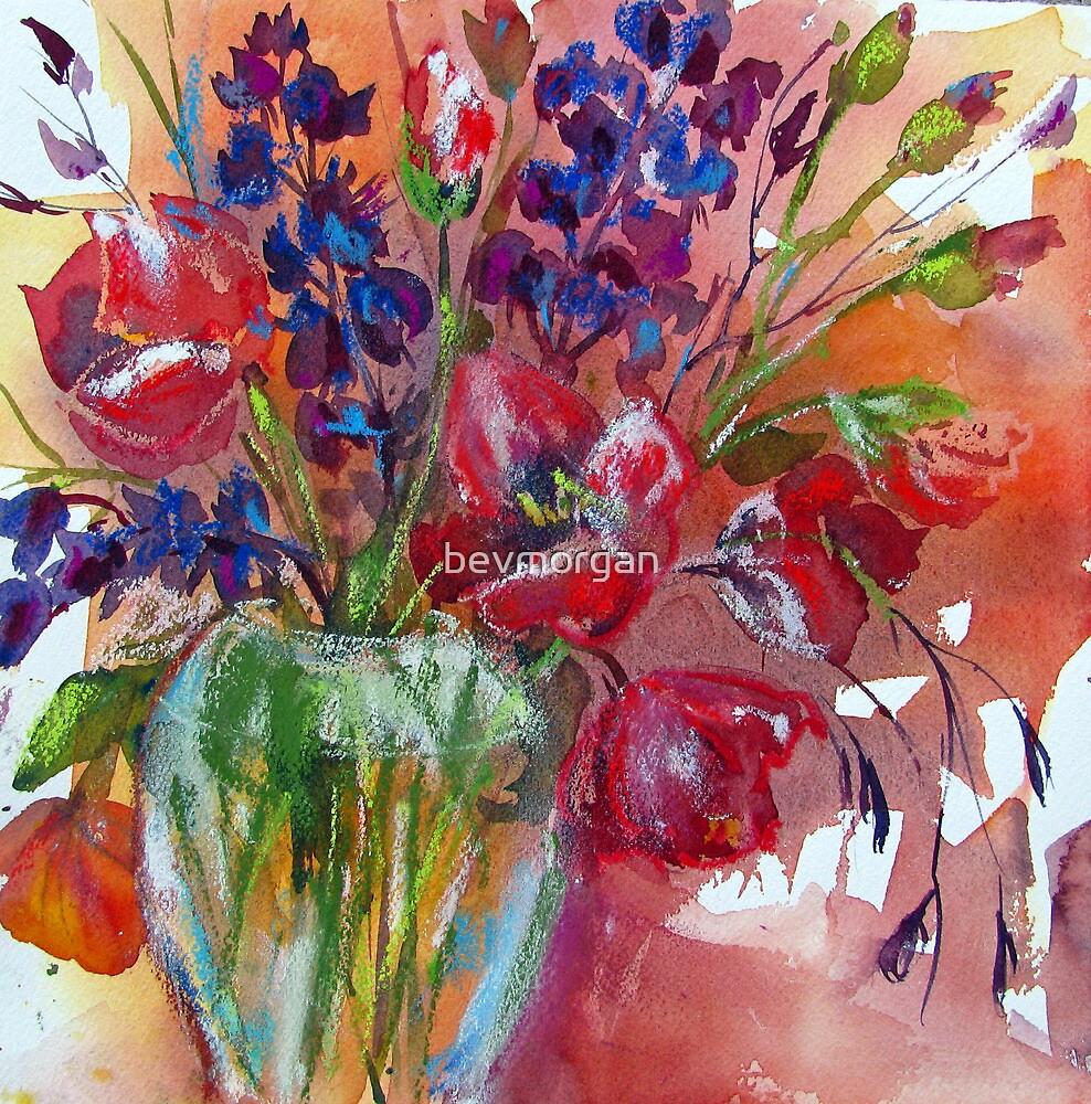 A Sudden Burst of Spring by bevmorgan