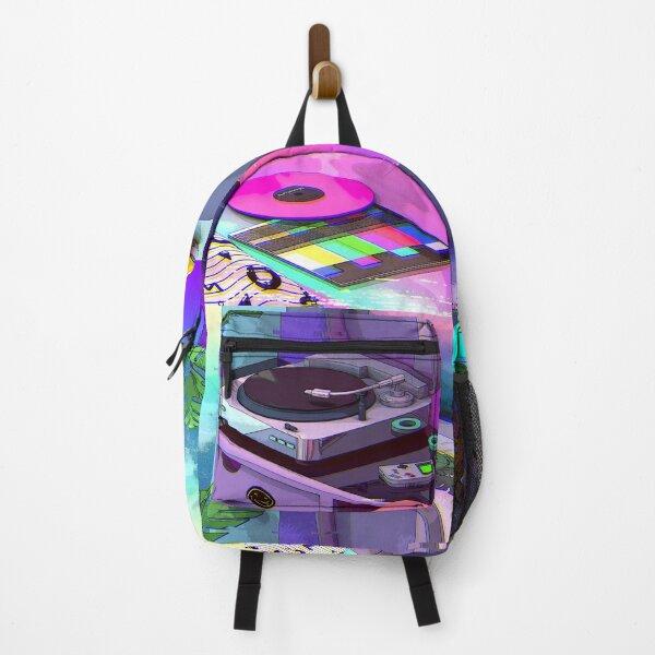 vaporwave aesthetic Backpack