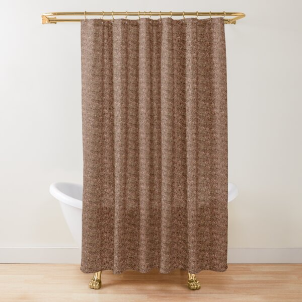 wood texture shower curtains redbubble