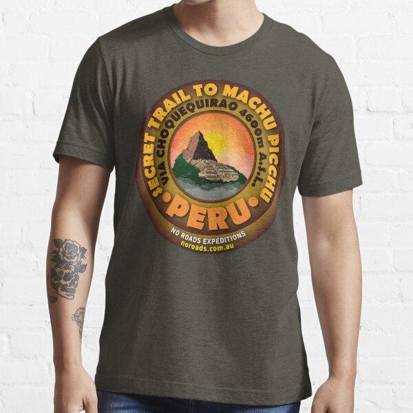 Machu Picchu Classic T Essential T-Shirt