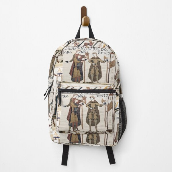 Coronation of Harold (Bayeux Tapestry) Backpack