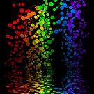 Rainbow Stripes by AHakir