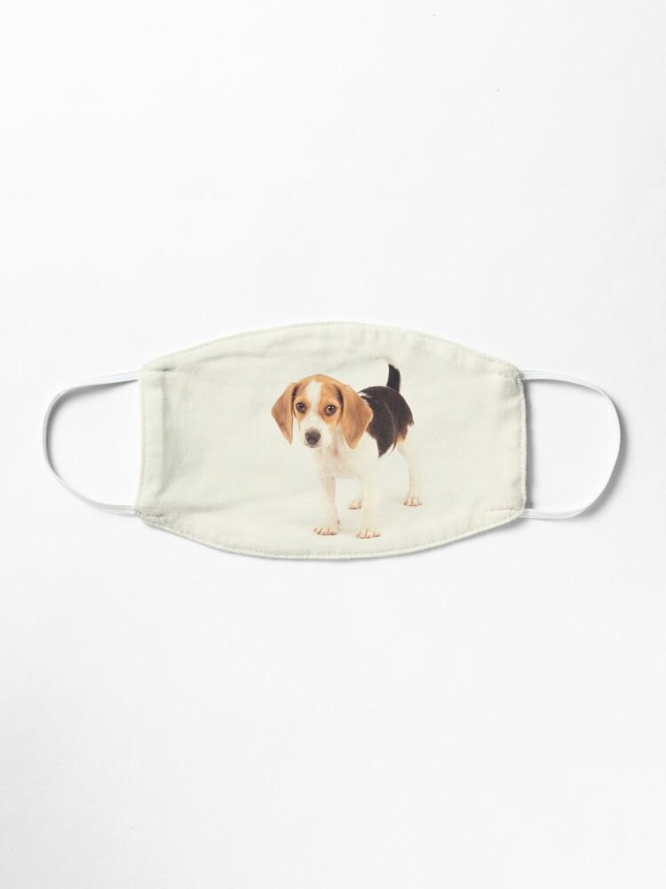Alternate view of Beagle Dog Gift Mask