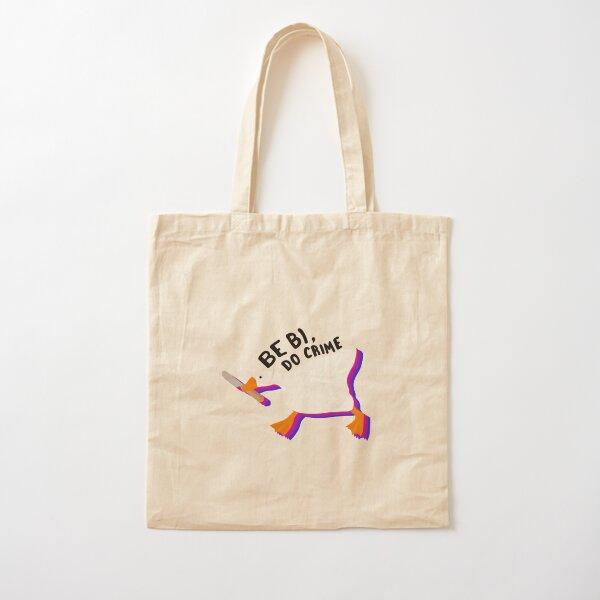 Be bi do crime untitled goose Cotton Tote Bag