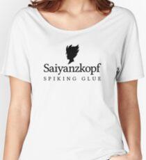 Super Saiyan Hair Gel Women's Relaxed Fit T-Shirt