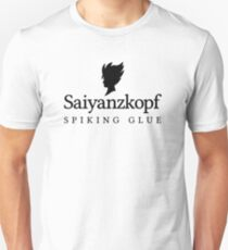 Super Saiyan Hair Gel T-Shirt