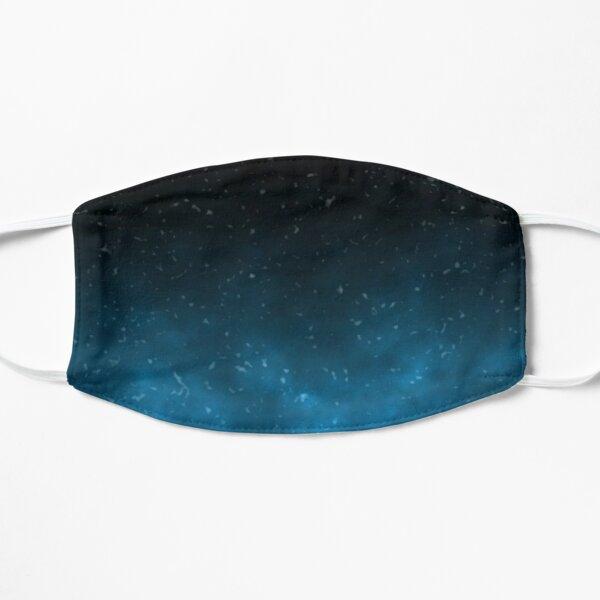 Teal Galaxy Mask