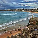 Curl Curl Beach - Sydney by Ian English