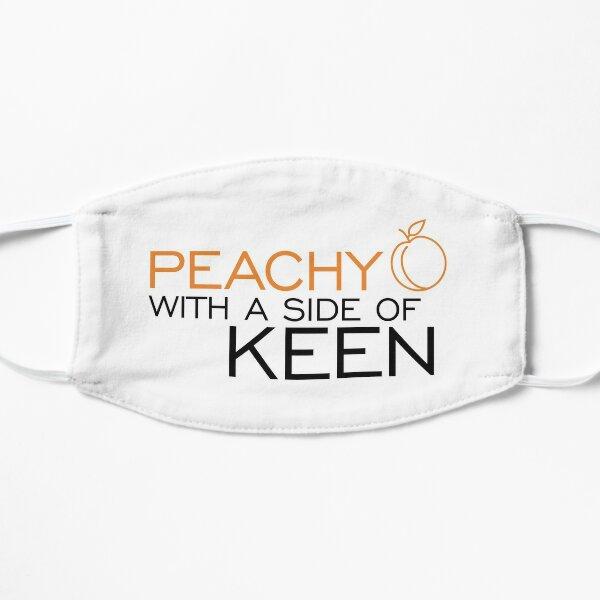 Peachy Keen Flat Mask