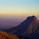 Spandau Kop - Valley of Desolation - South Africa by Bev Pascoe