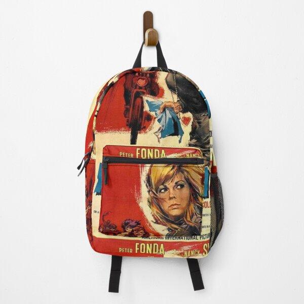 Crime Film Backpack