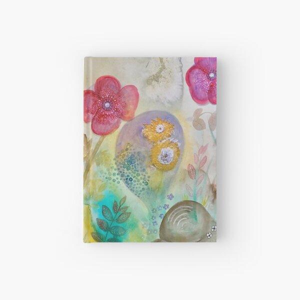 Poppy Meadow Hardcover Journal