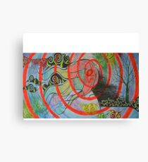 Collaborations Canvas Print