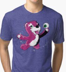 Breaking Bear Tri-blend T-Shirt